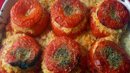 Parmesan Broiled Tomatoes