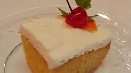 Quick and Simple Tres Leches Cake