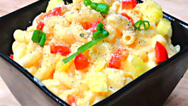 Pineapple Macaroni and Cheese - Simple and Quick
