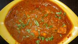 Creamy Paneer Butter Masala (without onions)