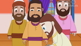 Episode-72-Jesus Washes The Feet Of His Disciples