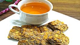 Healthy Finger Millet Cookies