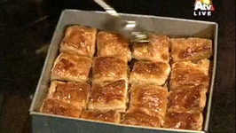 Turkish Sweet Pastry