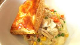 Chicken Pot Pie (slightly deconstructed)