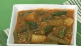 Vegetables in Tomato Gravy