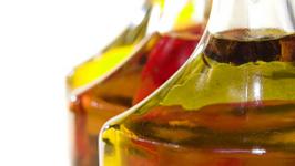 Fresh herb Infused Oil