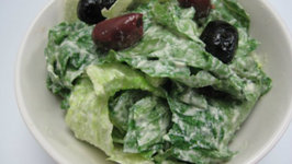 Egg and Gluten Free Caesar Salad