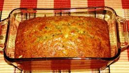 Zucchini Bread Using Molasses