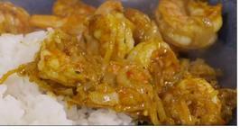 Club House Coconut Shrimp with Shallots