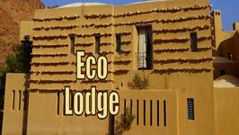 Feynan Eco Lodge Hotel located at Dana Biosphere Reserve in Jordan
