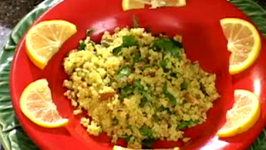 Quinoa Pilaf with Almonds
