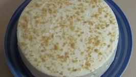 Simple No Bake Cheesecake