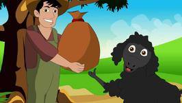 Baa Baa Black Sheep Nursery Rhyme with Lyrics  Nursery Rhymes