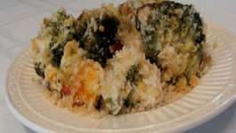 Lynn's Fresh Broccoli Casserole