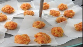 Carrot Coconut Ladoo  Indian Sweets- Diwali Special