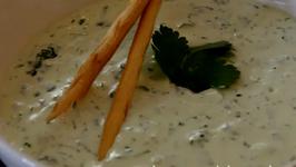 Cream Cheese Cilantro Dip