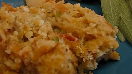 Betty's Bacon and Sage Cornbread Dressing