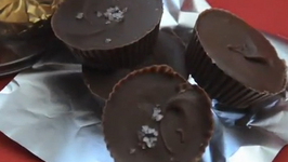 Sweet Peanut Butter And Caramel Cups