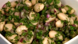 Cannellini Salad With Mint