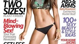 Kelly Rowland Flaunts Her Stuff On Shape Magazine