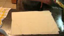 Scrumptious Baklava Preparation Part 1