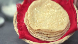 How to Make Perfect Rotis or Chapatis by Bhavna at Tastemade Studio