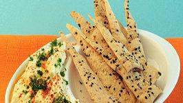 Hummus by Tarla Dalal