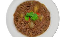 Potato Kheema