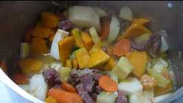 Healthy Jamaican Soup