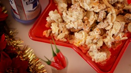 White Trash Holiday Clusters