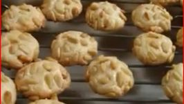 Traditional Pignoli Cookies