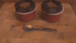 Double Chocolate Cream Souffle
