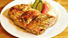 Indian Tomato Chutney Cheese Toast