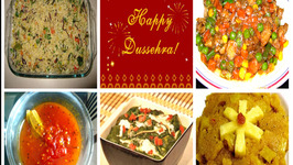 Top 6 Microwave Dussehra Dishes