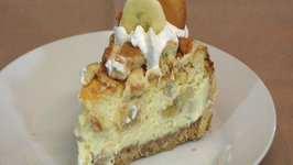 Banana Pudding Cheesecake - Easter
