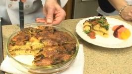 Simple Breakfast Strata with Sausage