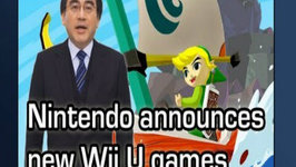 Nintendo Announces New Wii U Games - Nintendo Direct