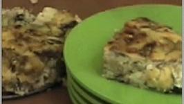 Easy Healthy Cheesy Vegetable Torte