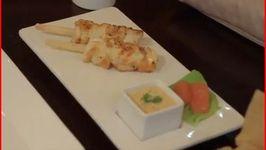 How to Make Japanese Shrimp Lollipop  Geisha