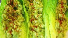 Avocado Egg Salad Wraps Ep. 21