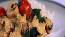 Chicken Curry Low fat Balti