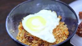 How to make Kimchi Bokkeumbap (Fried Rice) - Test Kitchen