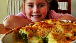 Phoebes Cauliflower Cheese