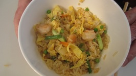 A Fresh Take On Fried Rice (A Quick Meal)