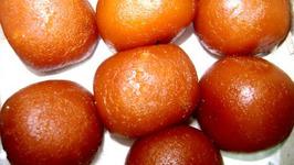 Yummy Gulab Jamun