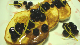 Episode 62 - Pancakes with Blueberry Confit - 8-7-11