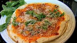 Tasty Tortilla Pizza