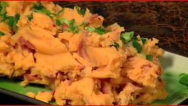 Kimchi Colcannon - Mashed Potato with Bacon and Onions