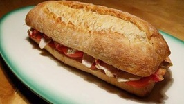 Crusty Sandwich Homemadestyle