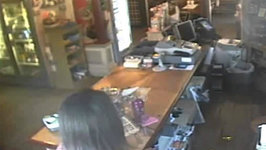 Ghost Hunters Called After Glass Seems to Fly off Store Counter